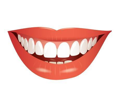 Smiling mouth clipart 1 » Clipart Portal.