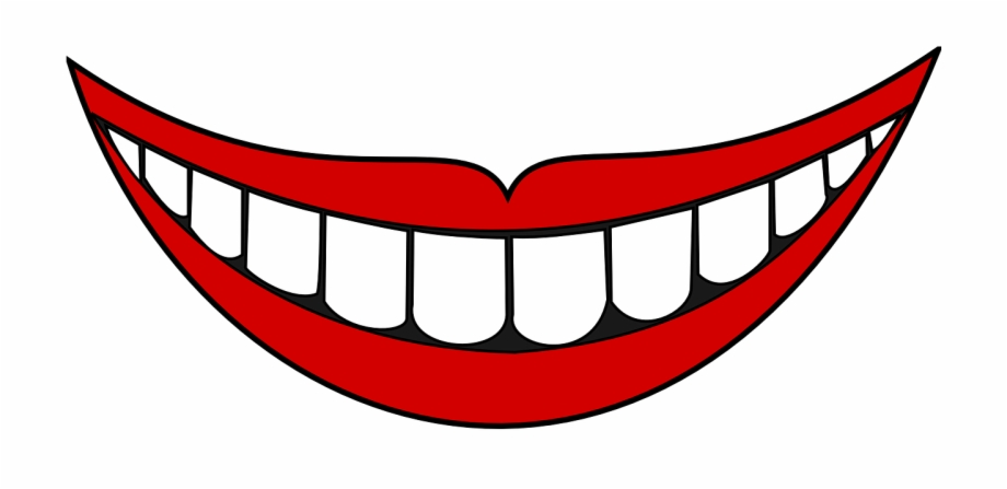 Lips Mouth Teeth Free Vector Graphic On.