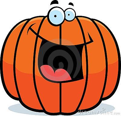 Pumpkin Smile Clipart.