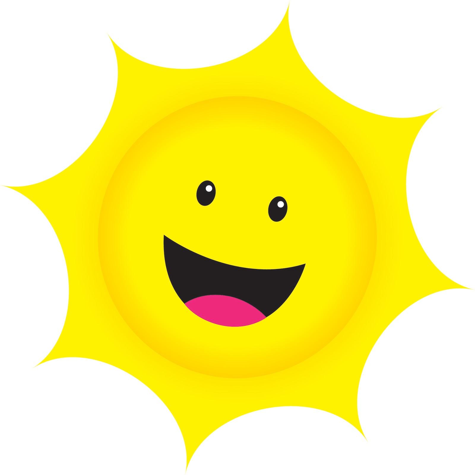 82+ Smiling Sun Clip Art.