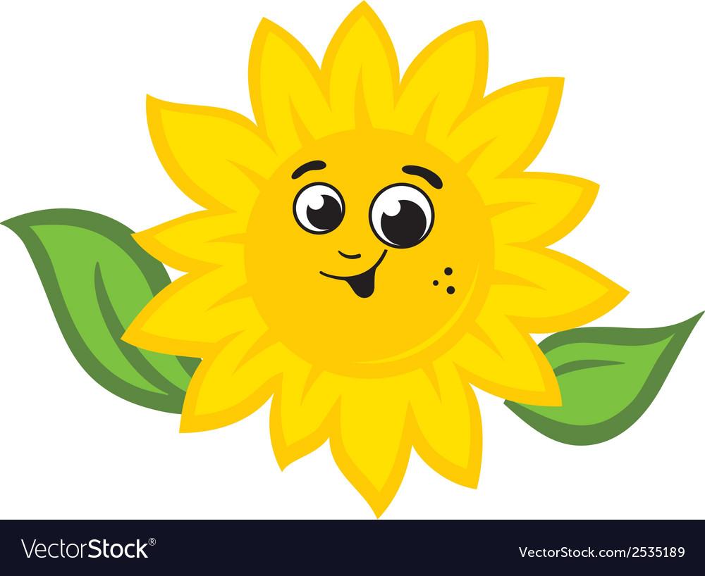 Sunflower logo.