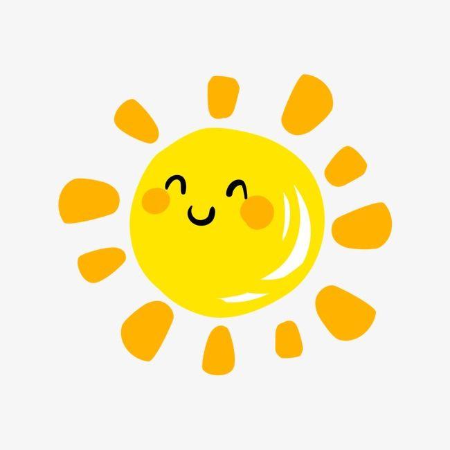 Happy Sunshine, Sunshine Clipart, Cartoon, Smile PNG.