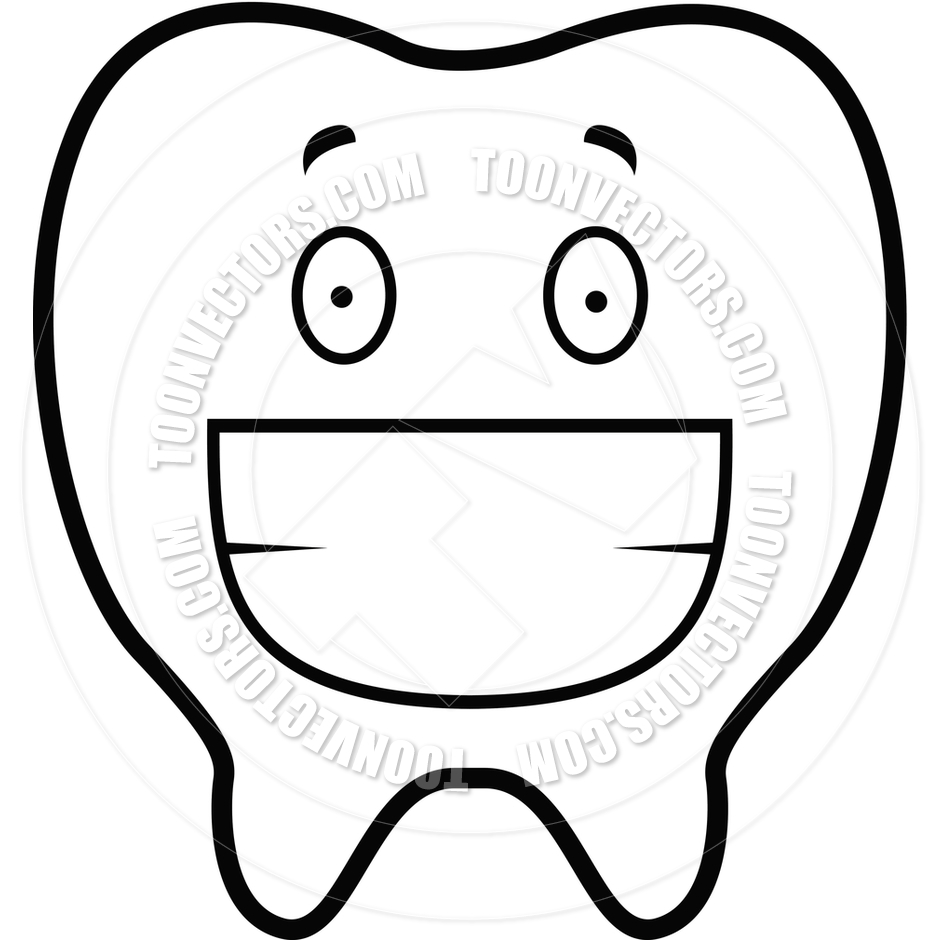 Smiling Teeth Clipart Clipground