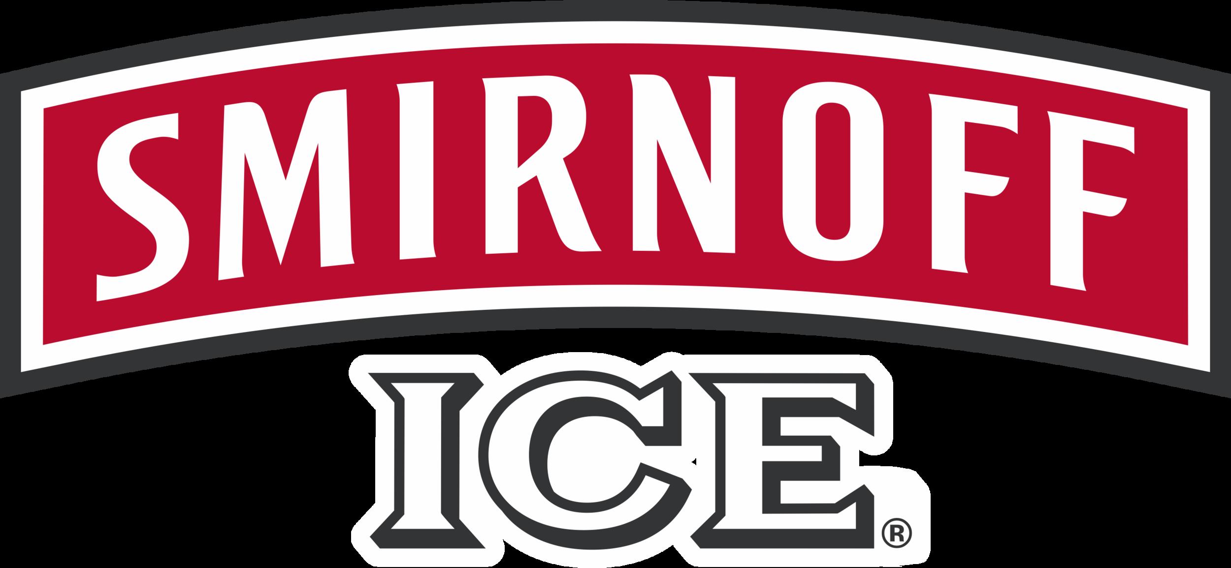 Smirnoff Logos.