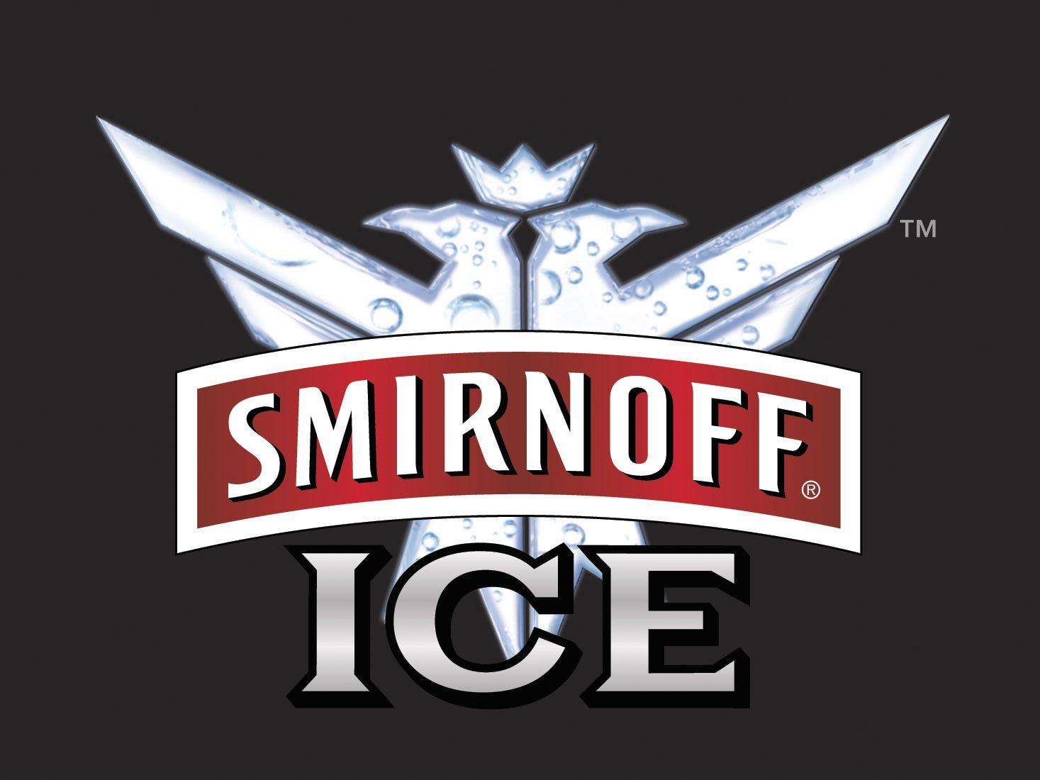 Smirnoff ICE.