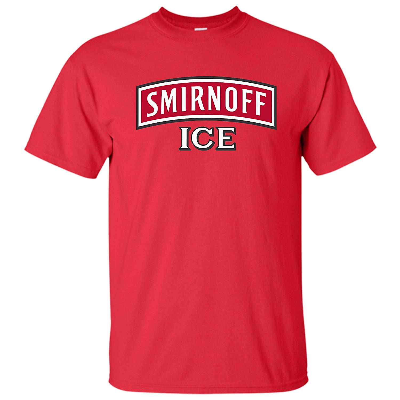 Amazon.com: Smirnoff Ice Logo (Red.
