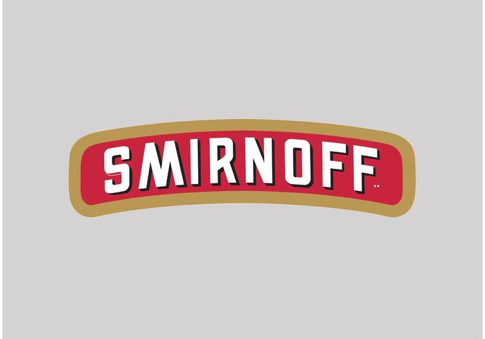 Smirnoff Logo.