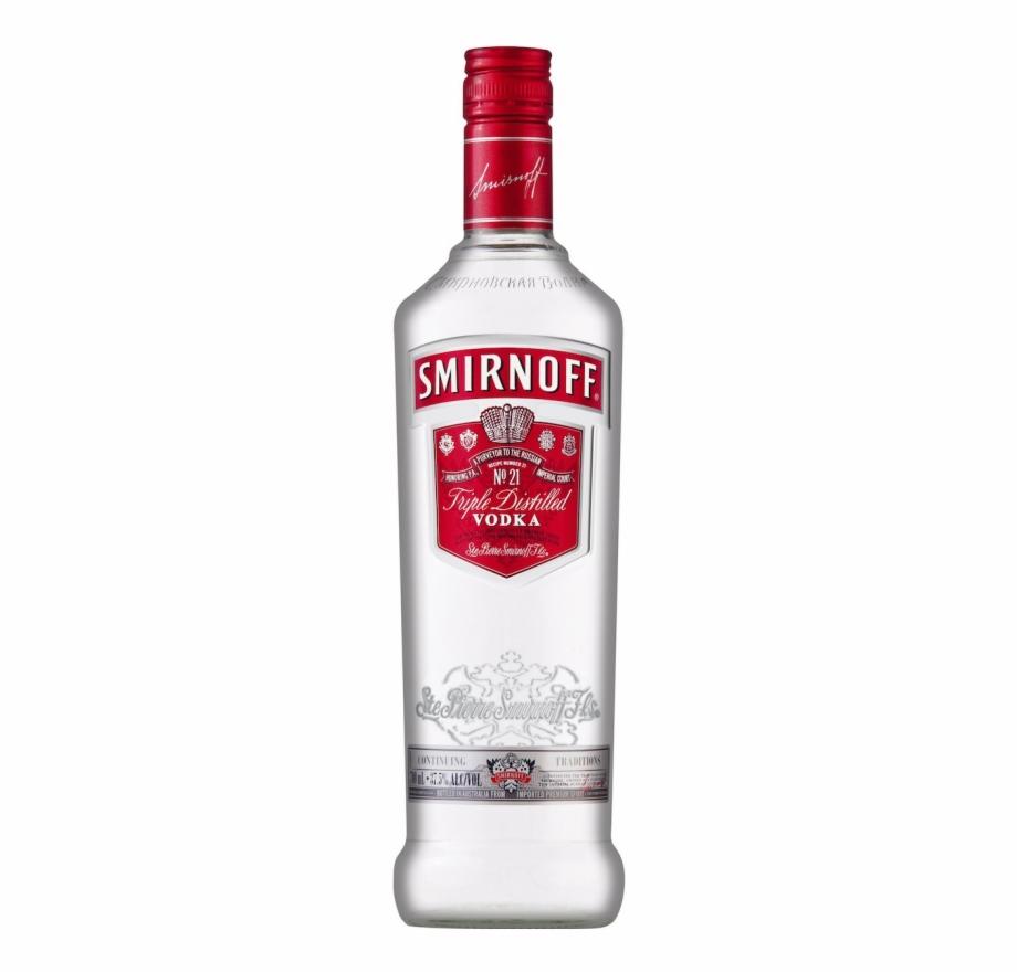 Smirnoff Vodka 700ml.