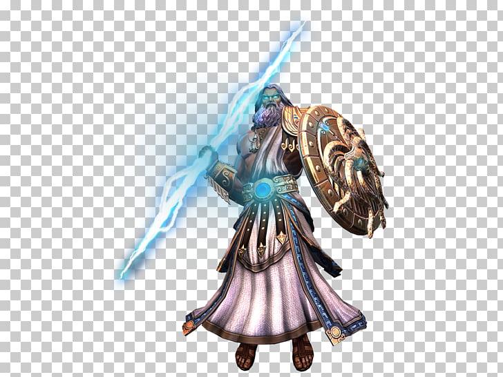 Zeus Aegis Smite Deity Lightning, smite PNG clipart.