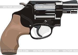 Revolver Smith & Wesson 36 Lady Smith.