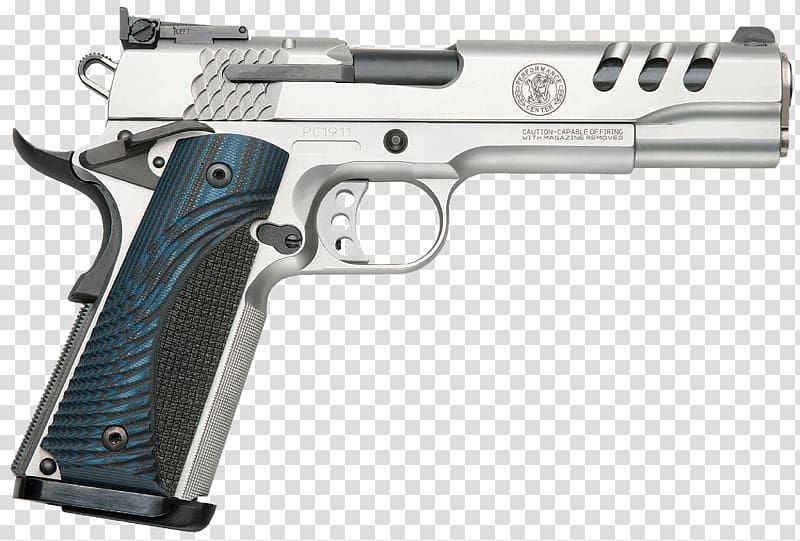 500 S&W Magnum Smith & Wesson SW1911 .45 ACP Smith & Wesson.