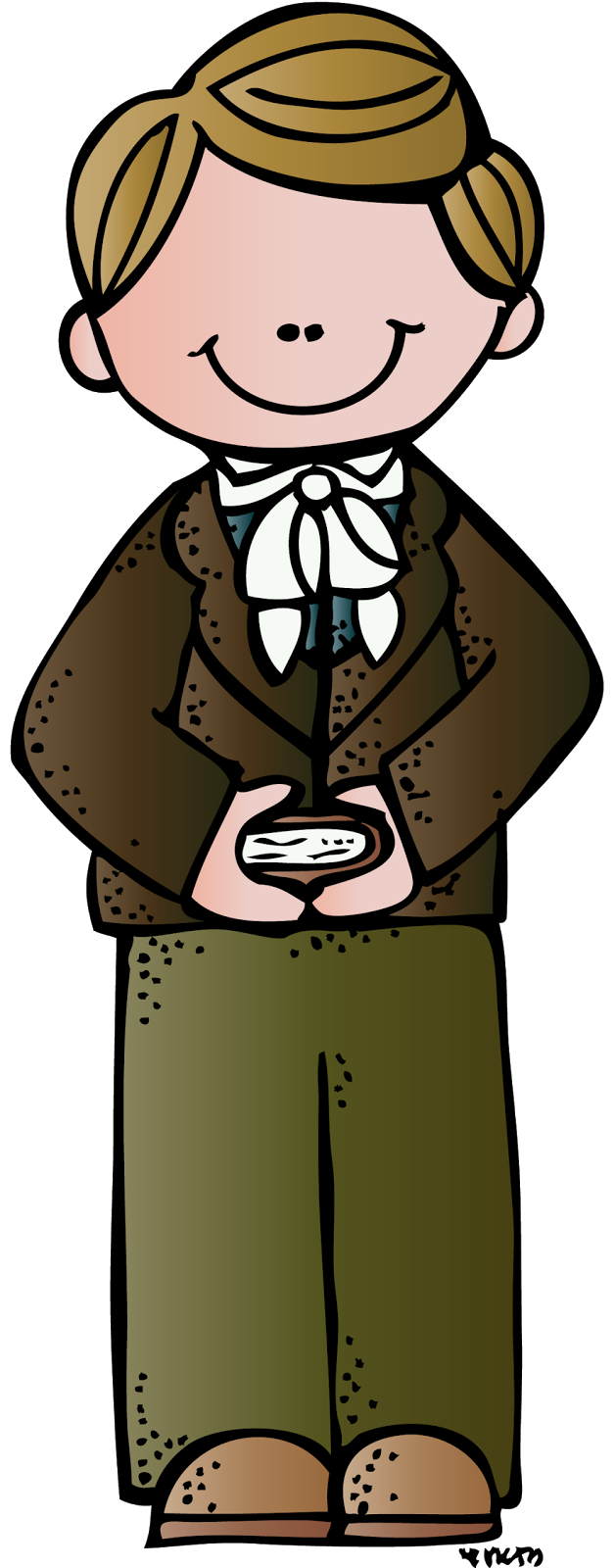Joseph smith clipart.