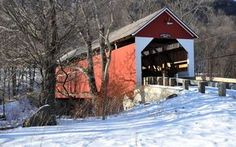 96 Best Covered Bridges & Country Churches images.