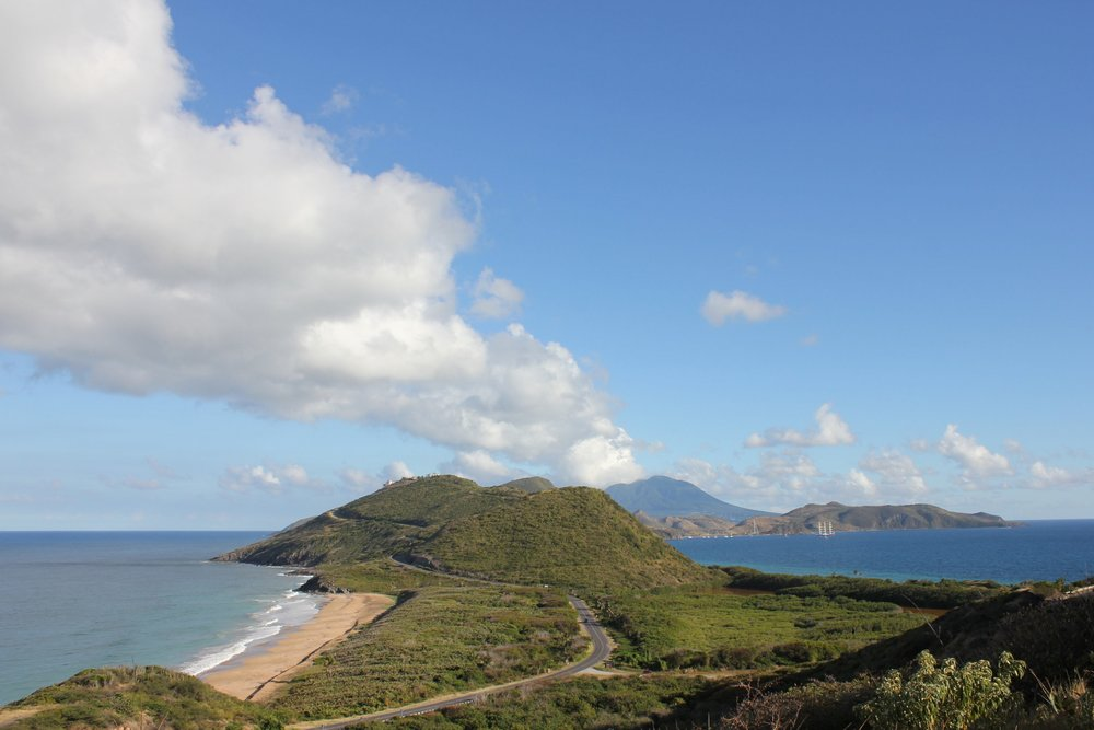 North Friar\'s Bay, St Kitts & Nevis 2019.