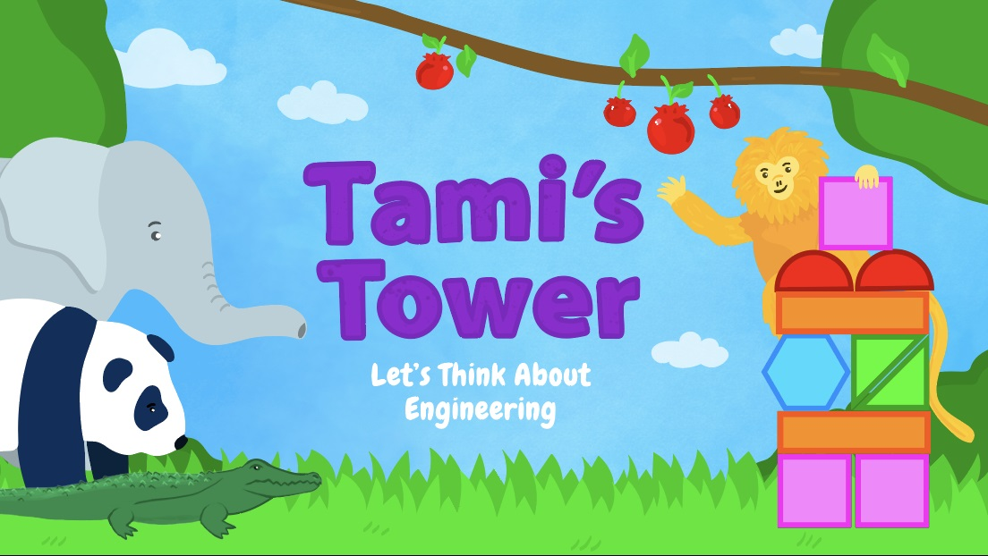 """Smithsonian Science Education Center Releases """"Tami\'s Tower."""