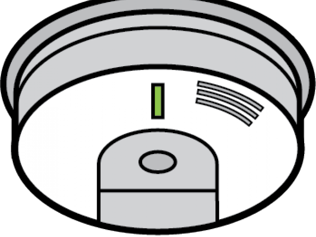 Smoke Detector Clipart.