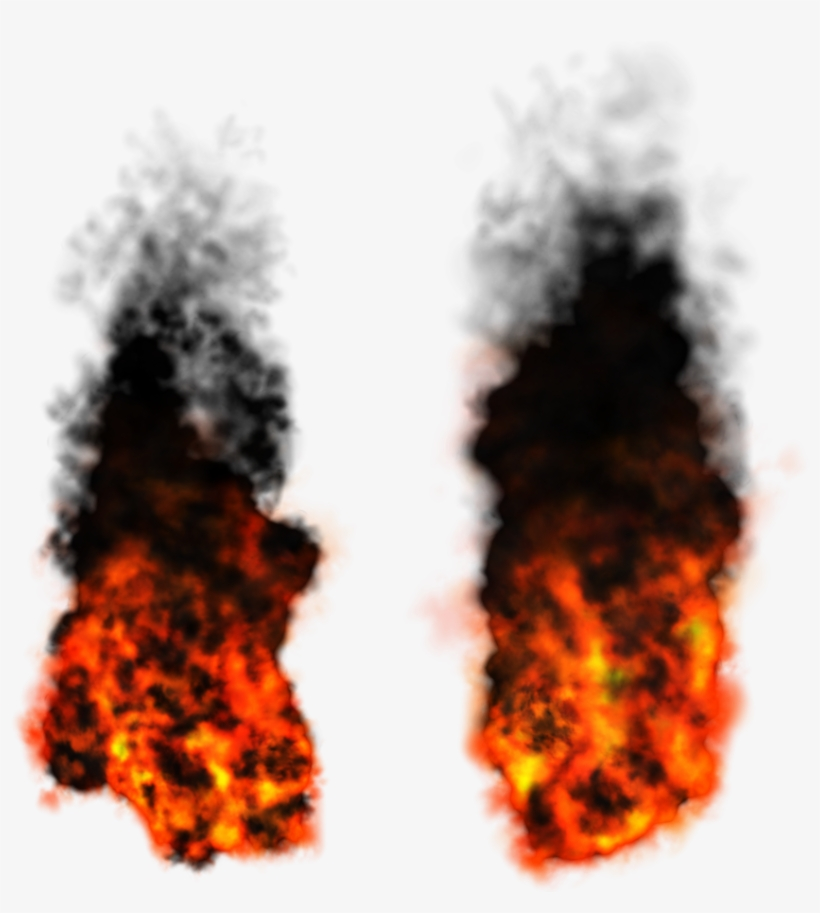 Smoke Fire Png Free Download.