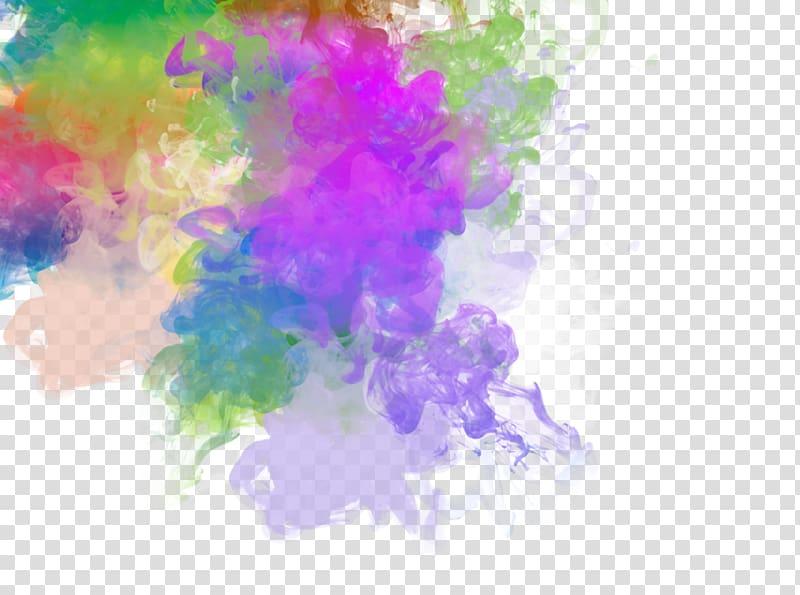 Colored smoke Colored smoke, Multicolored smoke effects.