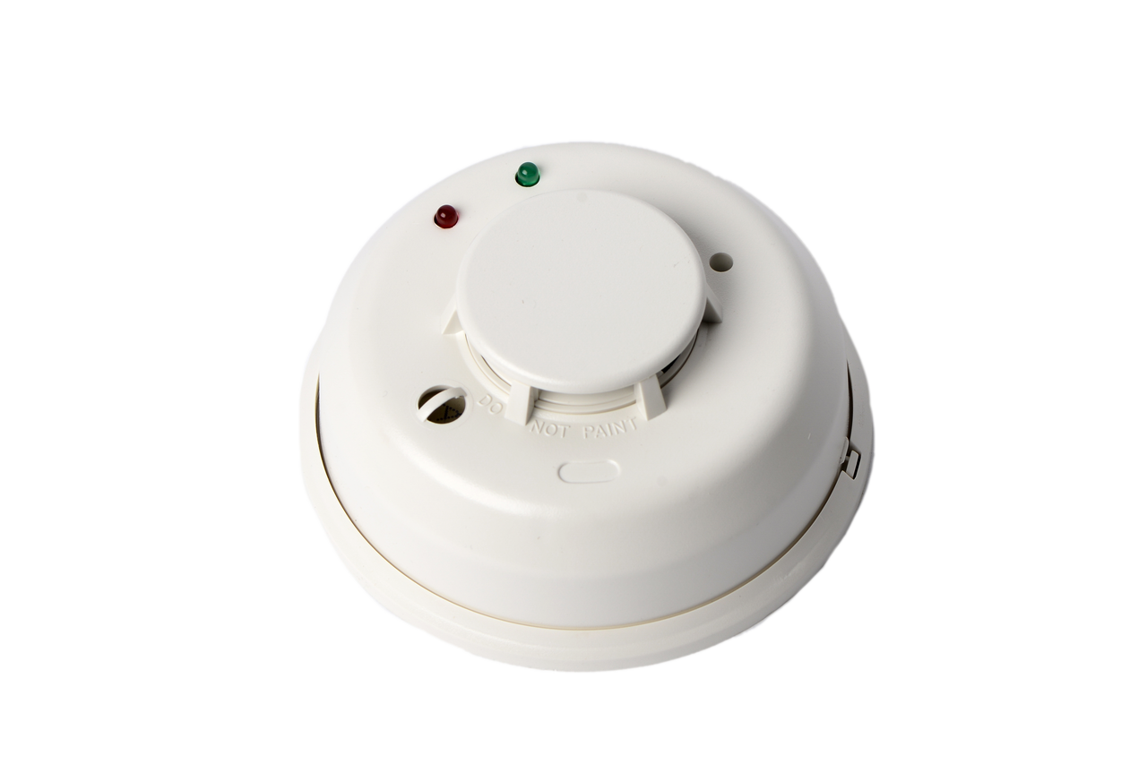 Honeywell 5808W3 Wireless Smoke Detector.