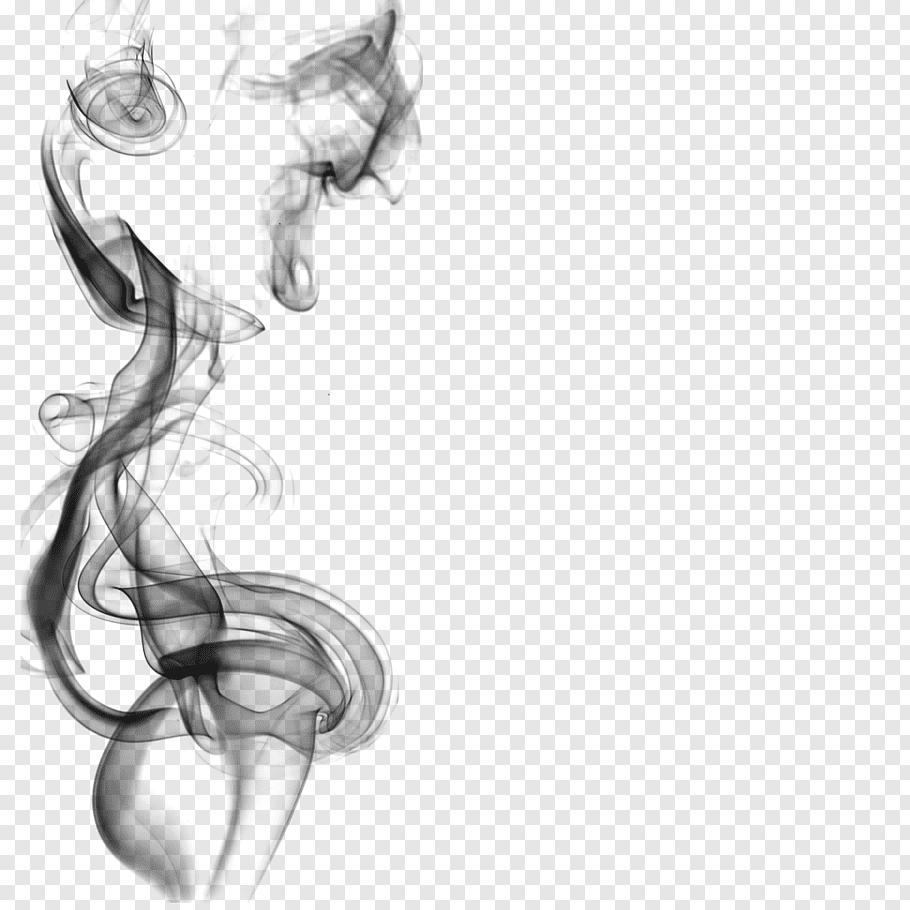 Colorful smoke, smoke, multicolored smoke illustration free.