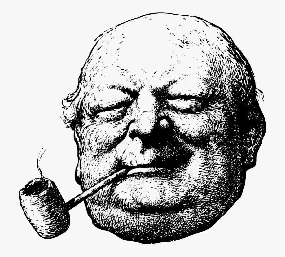 Smoke Clipart Face.