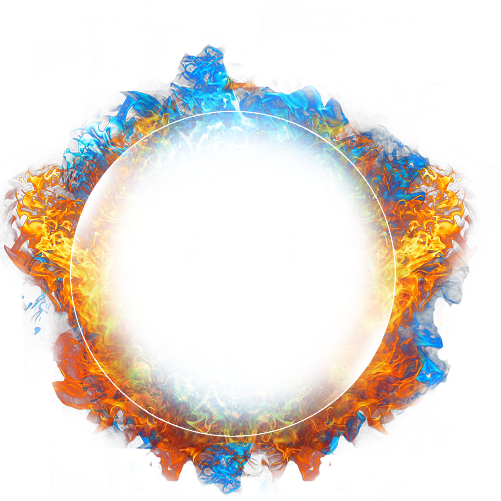 Crystalball Frame Mirror Magic Smoke Freetoedit Effect.