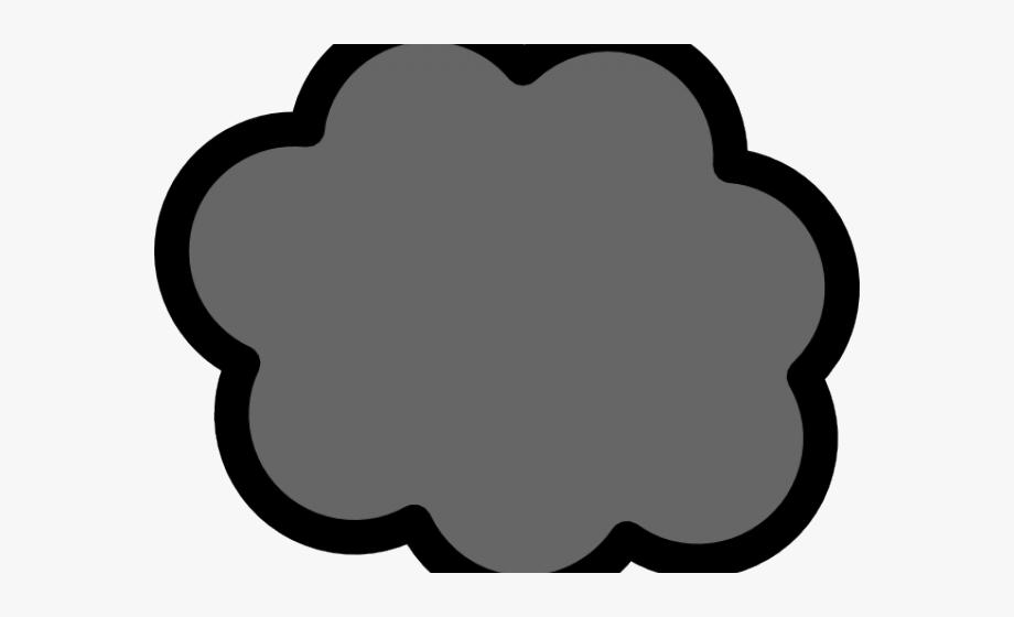 Gray Clipart Smoke Puff, Cliparts & Cartoons.