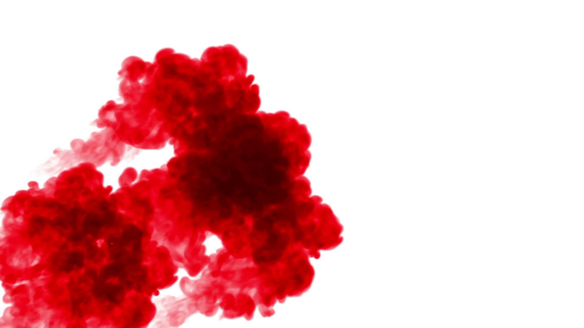 Red Smoke Png 7.