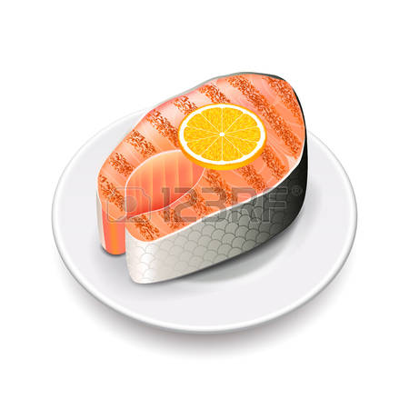 16,067 Salmon Stock Vector Illustration And Royalty Free Salmon.
