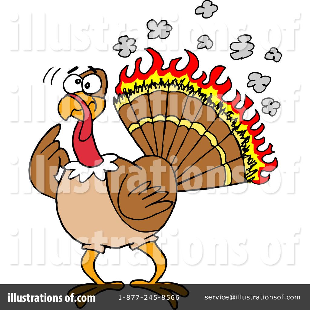Turkey Bird Clipart #1129215.