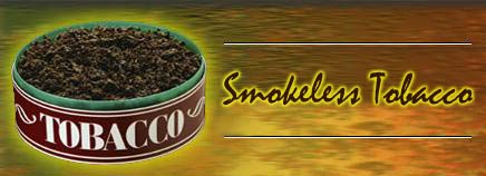 an analysis of smokeless tobacco