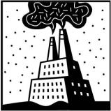 Smokestack Clipart.