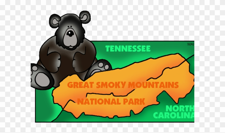 Mountains Clipart Smoky Mountains.