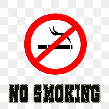No Smoking Logo Png, Vector, PSD, and Clipart With.