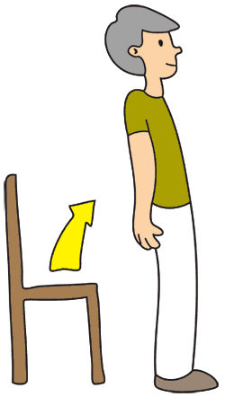 Stand Clipart.