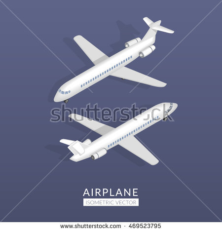 Aeroplane Icon Stock Photos, Royalty.