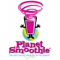 Planet Smoothie Logo Vector (.EPS) Free Download.