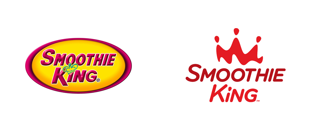 Brand New: New Logo for Smoothie King by WD Partners.