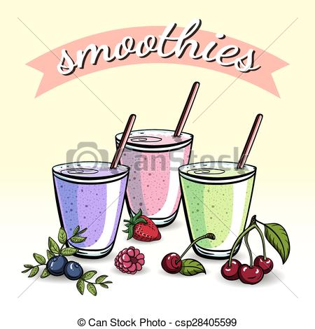 Smoothies Clip Art and Stock Illustrations. 3,749 Smoothies EPS.