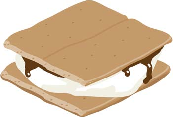 S'more clipart free.