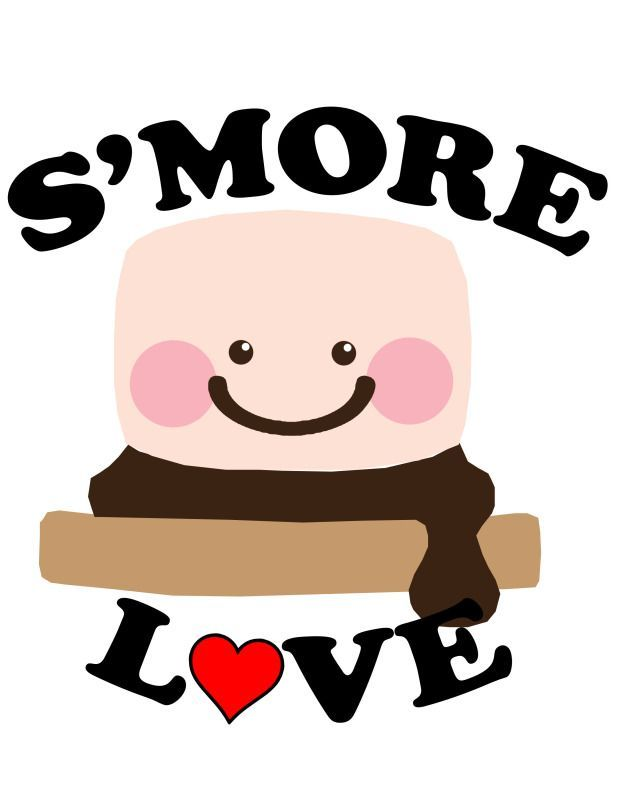 Smores cartoon clipart 3 » Clipart Portal.