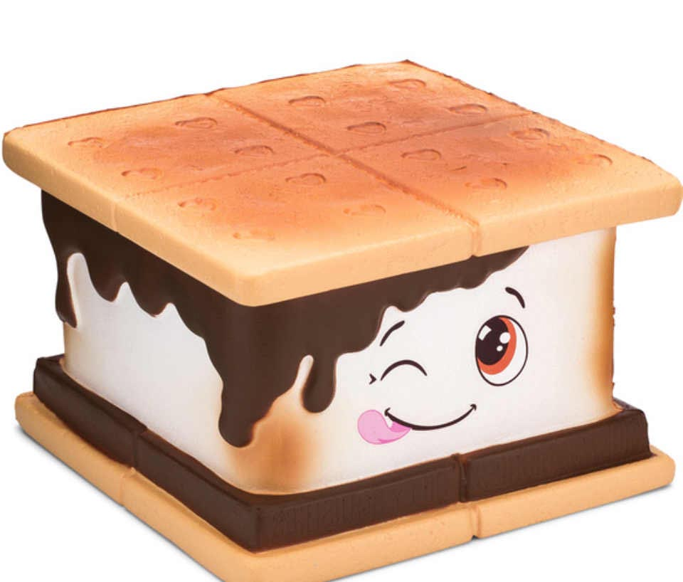 Smores Clipart Cartoon Picture.