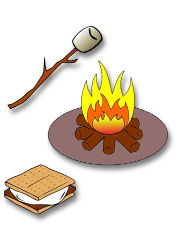 Smores cartoon clipart 4 » Clipart Portal.