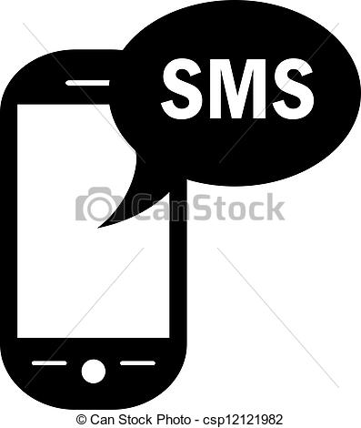 Sms clipart free.