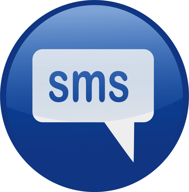 Free Clipart: Sms.