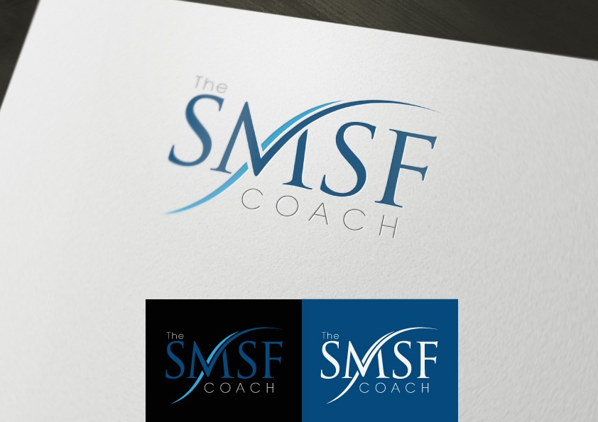 Help The SMSF Coach with a new logo.