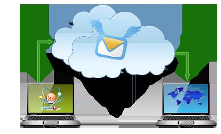 SMTP Transparent PNG.