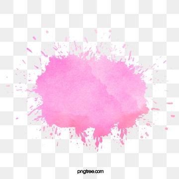 Ink Smudges PNG Images.