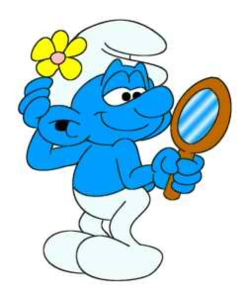 Smurf Clip Art Free.