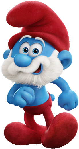 Download Free png Smurf PNG, Download PNG image with.